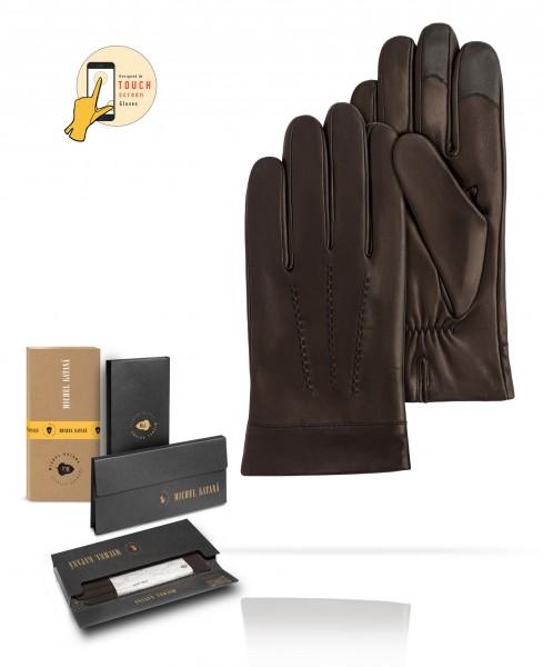 Перчатки Мужские io.K11-CLAIJED/BL