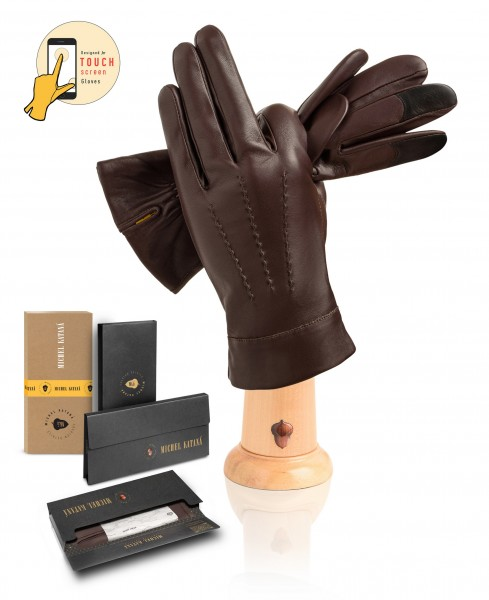 Перчатки Мужские io.K11-CLAIJED/MAHAG