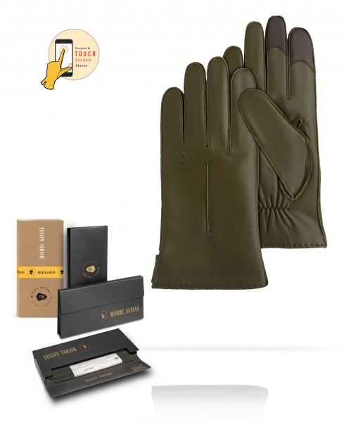 Перчатки Мужские io.K12-NANCY/OLIVE