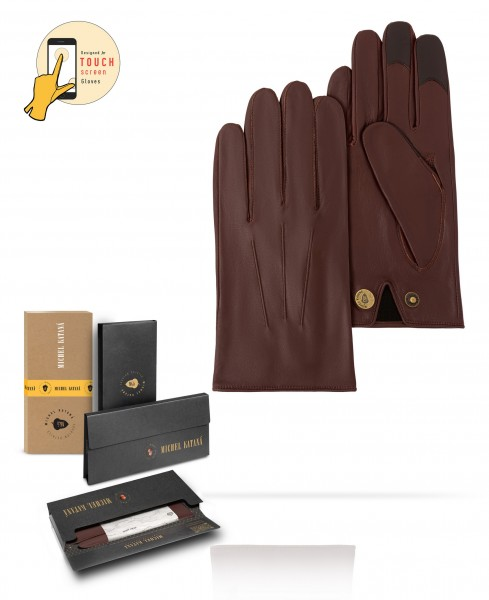 Перчатки Мужские io.K83M-ATH/TESCA